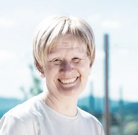 Aud-Kari Borge, portrait